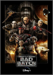 Star Wars: The Bad Batch 1ª Temporada